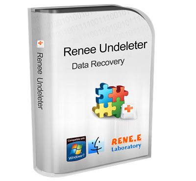データ復元ソフトRenee Undeleter