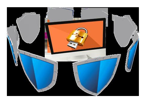 Renee USB Block - 情報漏洩対策ソフト