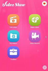 VideoShow動画編集フリーアプリ