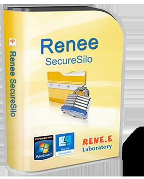 Renee SecureSilo - 高速、安全、強力なデータ暗号化ソフト