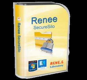 Renee SecureSilo暗号化ソフト