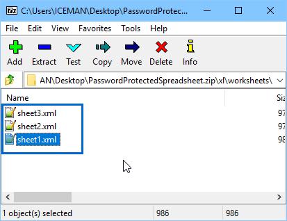 .xmlファイルを見つけメモ帳で開く