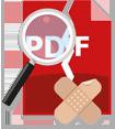 ファイル 破損 修復 pdf