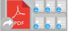 PDF一括分割