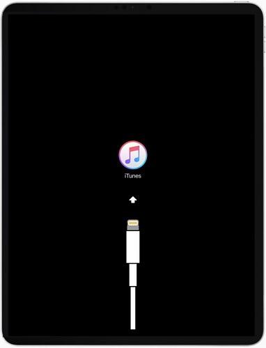 iPadリカバリモード