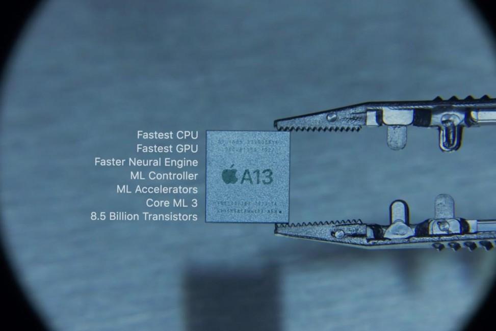 iphone11のCPUとメモリ