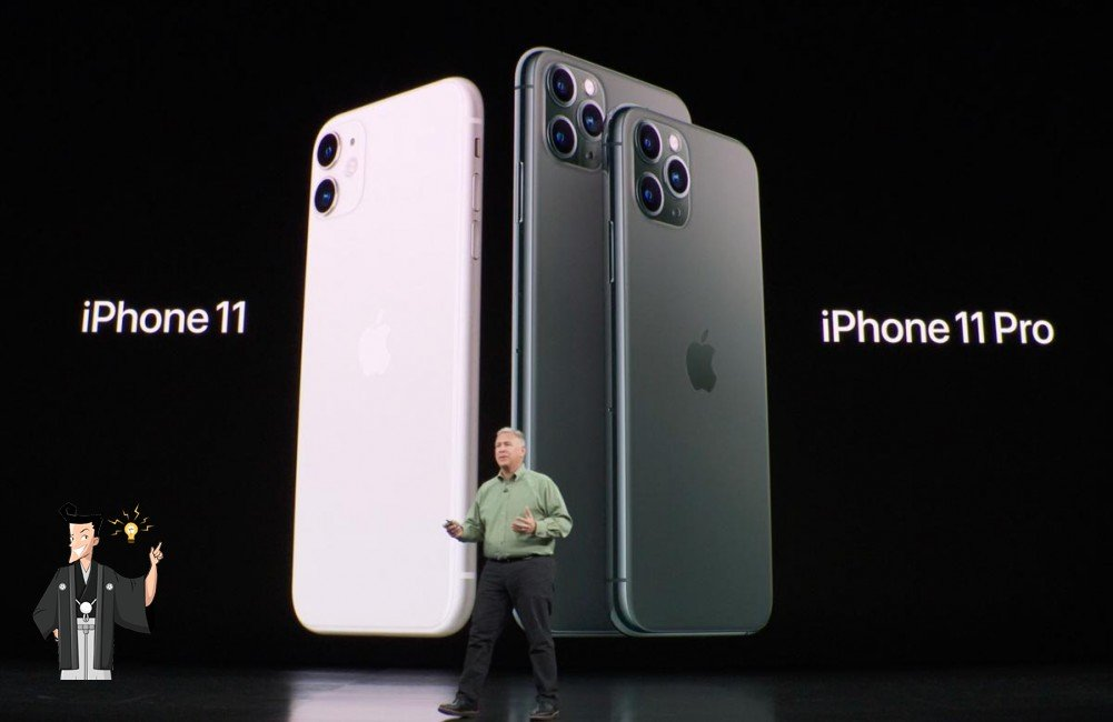 iPhone11/iPhone11Pro/iPhone 11Pro Max比較