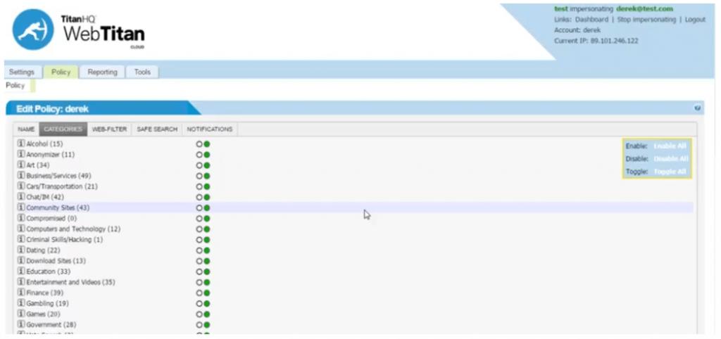 WebTitanソフト