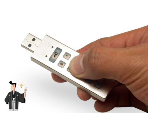 USBパスワード