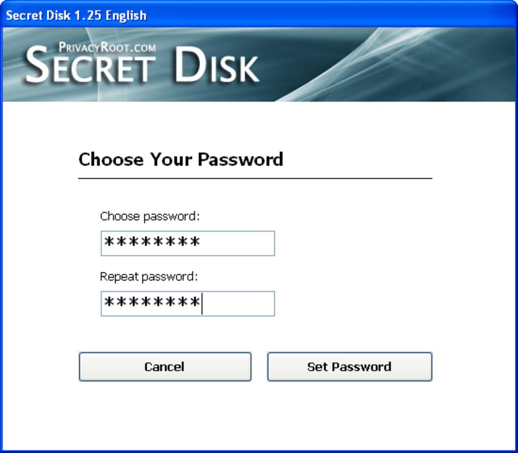 Secret Diskソフト